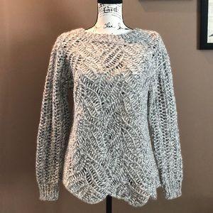 LOFT Wool & Alpaca Blend Sweater
